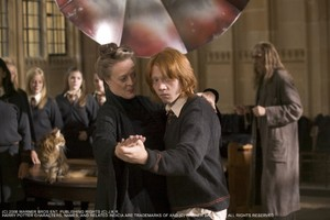 ron and minerva