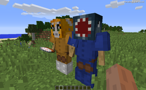 stampy and squid