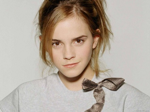 Emma Watson achtergrond entitled young Emma