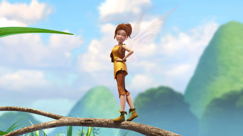 Tinkerbell پیپر وال called zarina