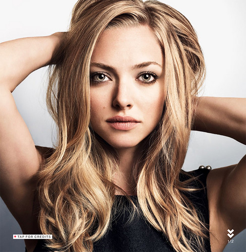 amanda seyfried wallpaper containing a portrait called Amanda