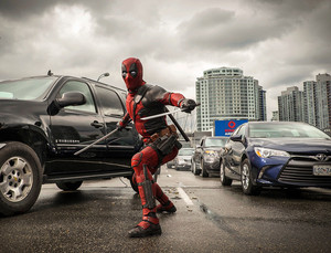 'Deadpool' (2016) Promotional ছবি