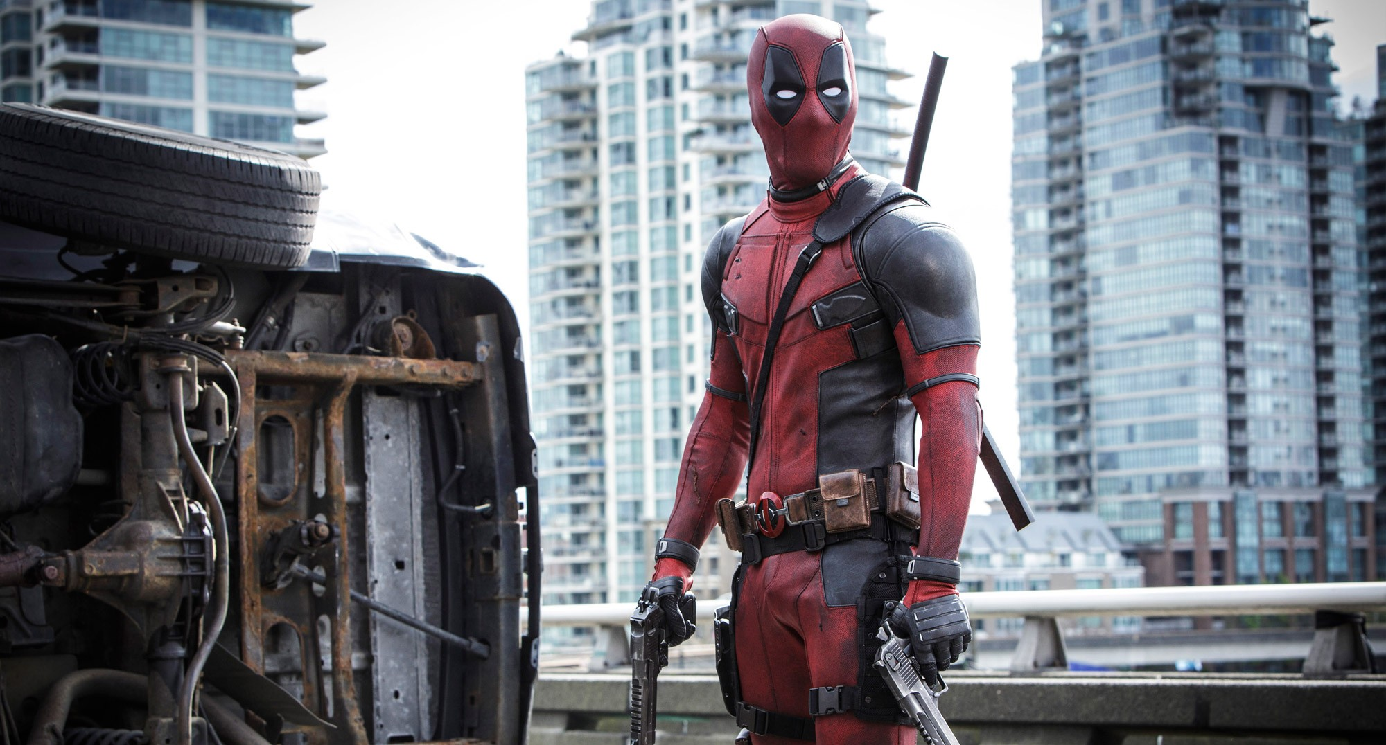 'Deadpool' (2016) Promotional Photo