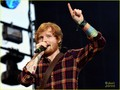 Ed konsert at Croke Park
