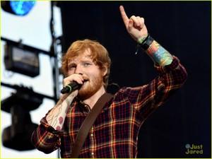 Ed 音乐会 at Croke Park