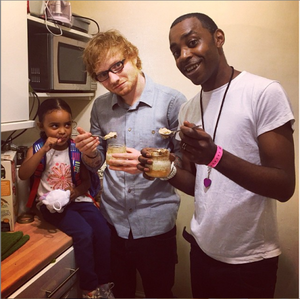 Ed at Colchester Zoo