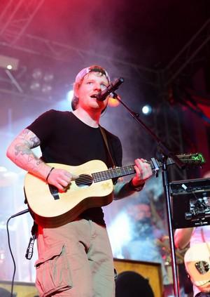Ed in Ibiza
