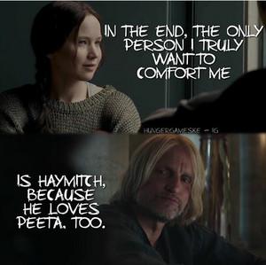 """""""He Loves Peeta Too."""""""