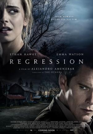 """Regression"" Poster"