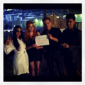 'Shadowhunters' on set - magnus-bane photo