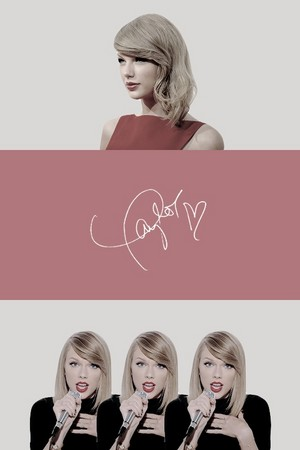 ✧ Taylor rapide, swift ✧