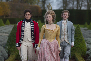 """The Scandalous Lady W"" promotional pictures"