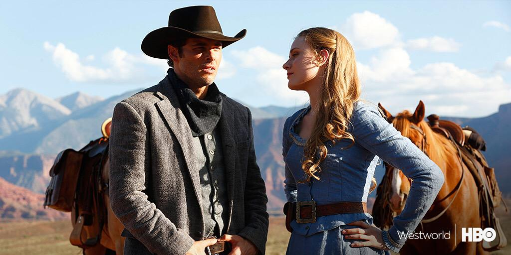 'Westworld' Promotional photo