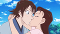 Yumi and Haneda  - detective-conan photo