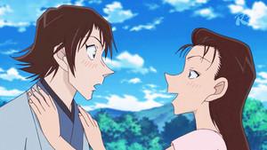 Yumi and Haneda