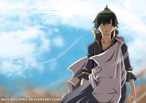 *Zeref : Emperor of the Alvarez Empire*