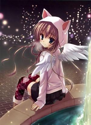 12806 otaku animeprah albums Anime girl 2343 imagen neko Angel 41007