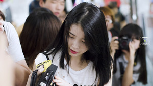 140831 IU departure to Jeju