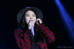140921 iu at Melody Forest Camp show, concerto