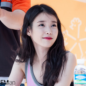 150426 IU(アイユー) at Mexicana Fansign Event
