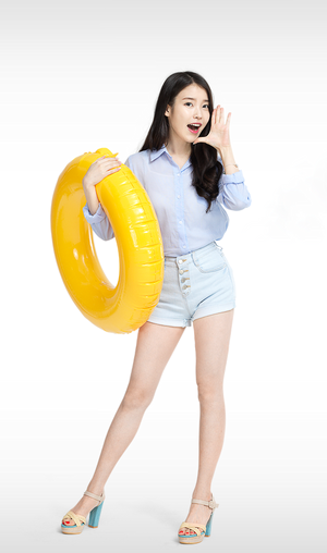 150730 IU for Cable TV CF