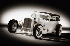 1930 Ford Sedan Shimer-Bernsau