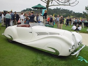 1937 Delahaye135MS