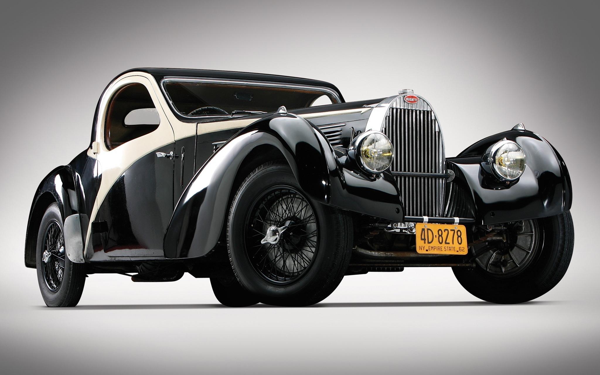 Carros Esportivos Imagens 1938 Bugatti Type 57c Atalante Hd
