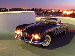 1953 Cadillac berlina