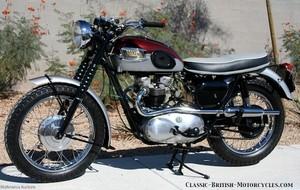 1962 Triumph