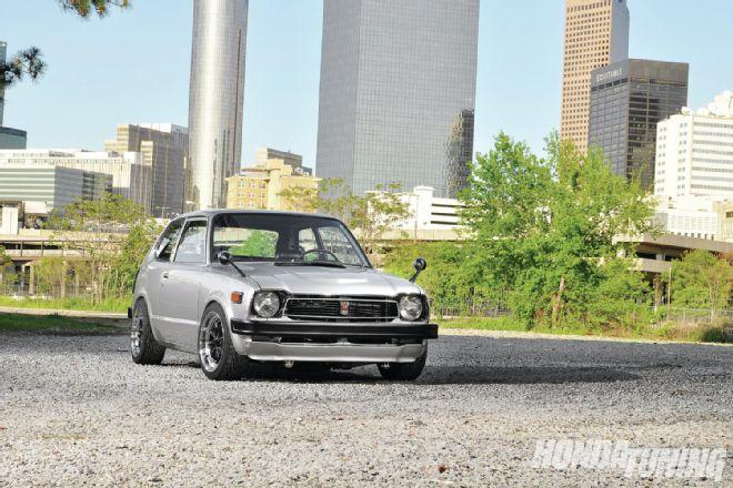 1974 Honda Civic 1200