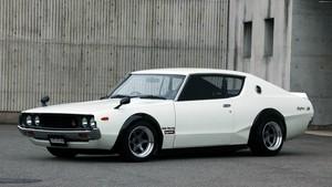 1977 Nissan Skyline C1