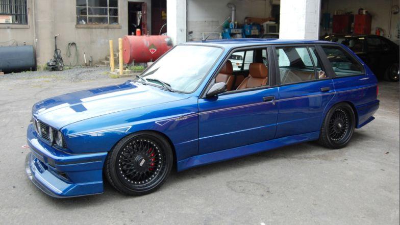 """1995 BMW custom """"M3 Wagon"""""""