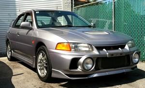 1998 Mitsubishi Lancer Evo VI.