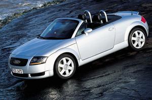2003 Audi TT Roadster 3.2 Quattro