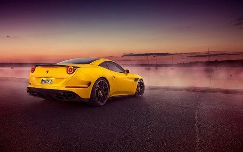 belles images fond d'écran probably containing a sedan called 2015-Ferrari-Hd-Wallpapers