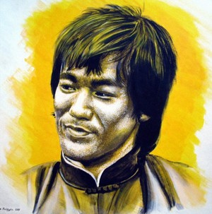 2015 bruce lee by genebosh d8oj667
