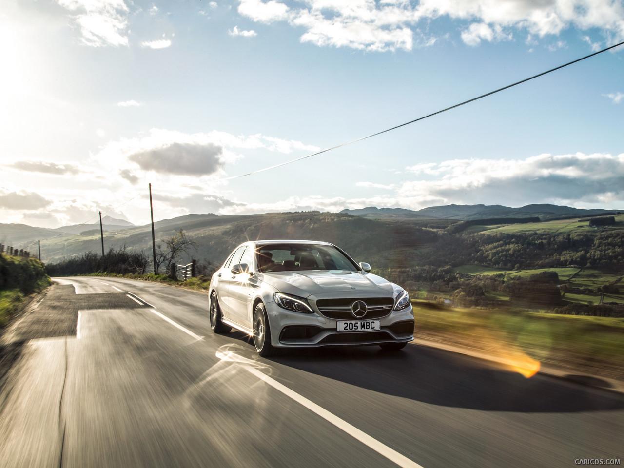 2016-Mercedes-AMG-C63-Saloon