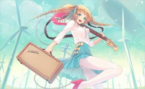 24359 anime paradise cool anime girl