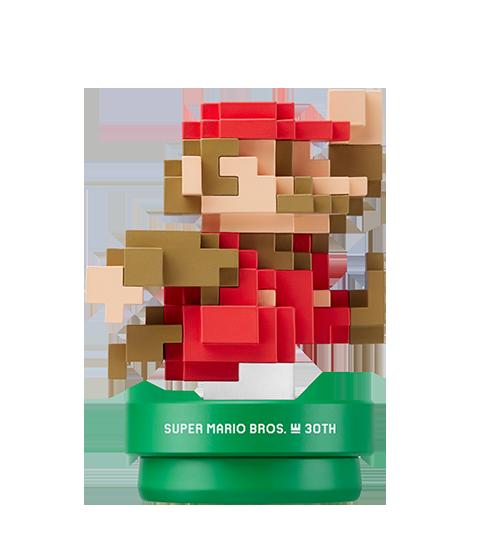 Amiibo Images 30th Anniversary Mario