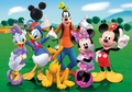 disney - 5823 puzzle mickey mouse club house 100 piezas 1920x1080 wallpaper