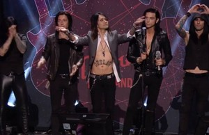 APMAs 2015: Black Veil Brides
