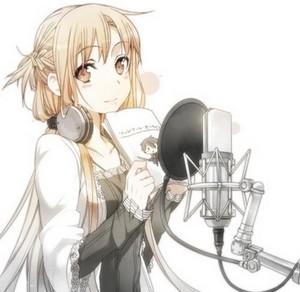 ASUNA A VOCALIST