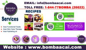 Acai Berry Antioxidants