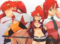 Adult Yoko Littner - anime wallpaper