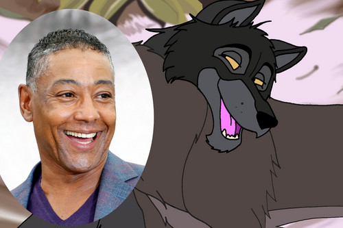 The Jungle Book wallpaper titled Akela Giancarloa Esposito