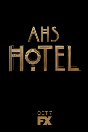 American Horror Story: Hotel Promotional Poster