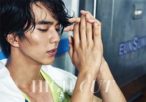 An Athletic Yoo Seung Ho For High Cut's Vol. 156