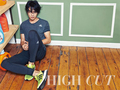 An Athletic Yoo Seung Ho For High Cut's Vol. 156 - yoo-seung-ho photo
