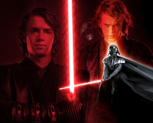 Star Wars wallpaper with a concert entitled Anakin Skywalker/Darth Vader